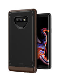 Vrs Design Shop Vrs Design Vrs Design High Pro Shield Protective Cover For Samsung Galaxy Note9 Brown Black Online In Dubai Abu Dhabi And All Uae