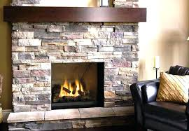 faux stone fireplace kits stacked stone veneer fireplace surround image faux cost installing tile installing stacked