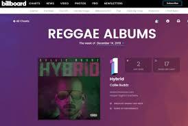 Billboard Chart December 2013 Collie Buddz 1 On Billboard Reggae Album Chart Bernews