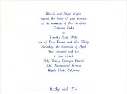 wedding of kathy kuplis and tim philip Wedding Invitation Through Sms Wedding Invitation Through Sms #22 wedding invitation through sms