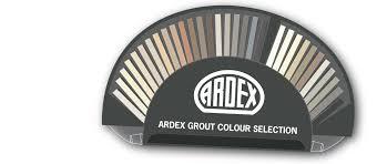Grout Colour Selector Ardex Australia