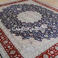 s0952b silk area handmade large thin area rugs