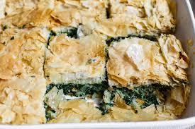 spanakopita recipe greek spinach pie the terranean dish the best tutorial for