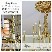 i think lamp and chandelier makeovers will always be my favorite check back tomorrow for a week 4 progress report on my bedroom