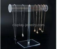 Acrylic Necklace Display Stands Acrylic stands wholesale acrylic necklace jewelry holder acrylic 30