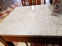 White marble table top Restaurant White Rose Cafe Dunedoo Marble Table Tops Tripadvisor White Rose Cafe Dunedoo Marble Table Tops Picture Of White Rose