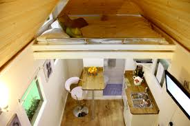 Tiny House UK Tiny House Blog - Tiny house on wheels interior