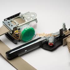 dual stage seat belt fix seat belts