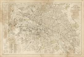 antique map wallpaper of the city water stained majesty maps wallpapers
