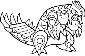 Legendary Pokemon Coloring Pages At Getdrawingscom Free For