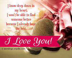 I Love You Messages And Quotes For Someone Special Wordings And Enchanting Godparents Love Quote In English