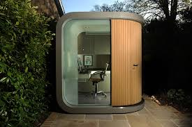 home office pod. Home Office | Create Your Own With These Small Tips At Ryman Pulse. Pod