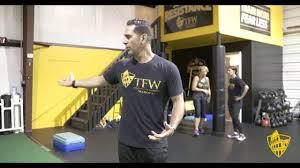 tfw pac gym tour