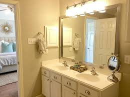 Framing A Large Mirror Large Size Of Bathroom Bathroom Mirror Design Ideas In Interior