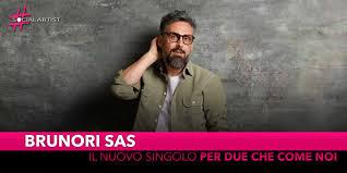 Brunori Sas, dal 13 dicembre il nuovo singolo