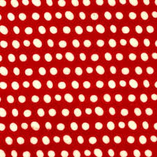 Cotton Quilt Fabric Flannel Quilt Fabric Red White Dots Christmas ... & Cotton Quilt Fabric Flannel Quilt Fabric Red White Dots Christmas - product  image Adamdwight.com
