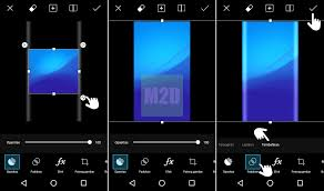 50+ Cara Membuat Gambar Melengkung Di Android Background