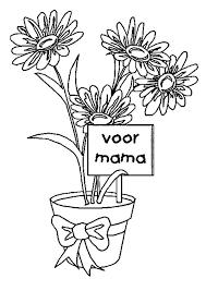 Kleurplaat Verjaardag Mama Lf26 Belbininfo