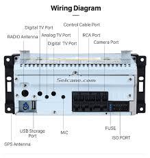 seicane s09202 2009 2010 2011 dodge ram 1500 2500 3500 pickup 2012 dodge ram radio wiring diagram at 2010 Dodge Ram Factory Radio Wiring Harness