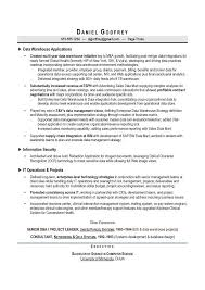 Sample CIO & CTO Resume