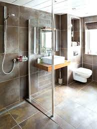 Wheelchair Accessible Bathroom Design