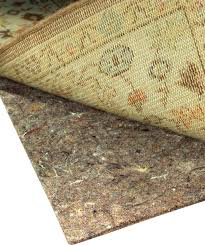 no muv non slip rug pad for rug on carpet contemporary rug pads by rug pad corner