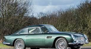 1962 Aston Martin Db4 Classic Driver Market