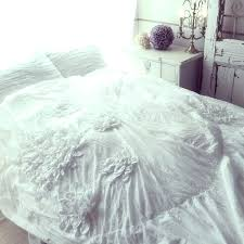 shabby chic duvet cover quilt cotton double covers queen fabric french country king size style uk