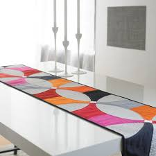 modern runners modern contemporary table runners all contemporary