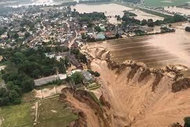 Almanya'daki sel felaketinde hayatını kaybedenlerin sayısı 164'e yükseldi -  Evrensel