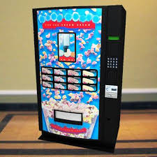 Self Service Ice Cream Vending Machine Impressive 48D Model Ice Cream Vending Machine 4848 [buy Download]
