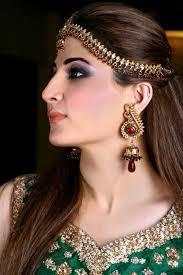 beautiful bridal makeup shoots hairstyles 2016 by samanzar salon