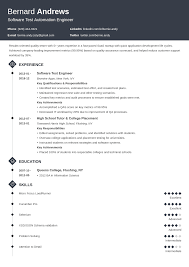 We have resume samples for all job titles and formats. Quality Assurance Qa Resume Samples Guide Examples