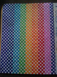 Rainbow Squares Trupti Pinterest Graph Paper Art Paper Art