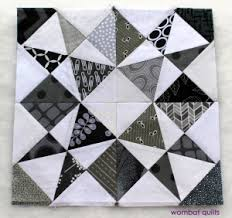 Paper Piecing Patterns Interesting Free Paper Piecing Patterns WOMBAT QUILTS