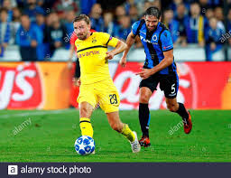 Dortmunds Marcel Schmelzer In Action High Resolution Stock Photography and  Images - Alamy