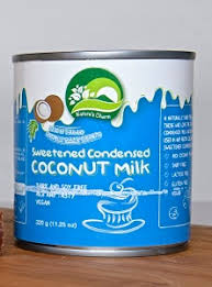coconut milk fudge 2 version 2