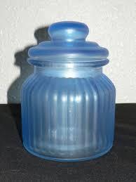 decorative glass storage jar kitchen storage bathroom storage home decor by kitt o sullivan rustic