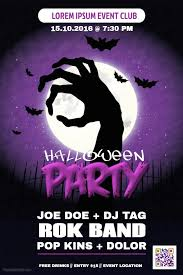 Party Flyer Creator Dj Flyer Maker 63 Best Halloween Party Flyer Templates Images On