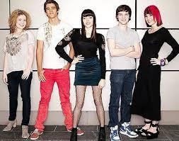 Slide Tv Show The Cast Of Slide Tv Shows Teen Tv Best Tv Shows