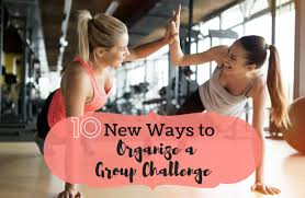 Group Fitness Challenge Tracker How To Organize 10 Empowering Weight Loss Challenges Sparkpeople