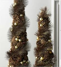 Pine Cone Christmas Decorations Perennial Passion Pinecone Christmas Decor All Things Christmas