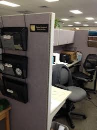 Office cubicle Large My New Officecubicle Texas Parks Wildlife Department Austin My New Officecubicle Texas Parks Wildlife Department Office