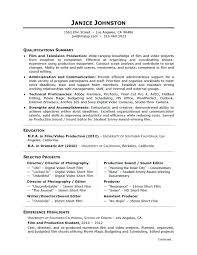Sample Resume Career Objective Topshoppingnetwork Com