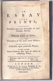 an essay upon prints containing remarks upon the principles of an essay upon prints containing remarks upon the principles of picturesque beauty the different