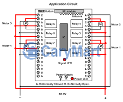 "9v remote control for electron microscope s motor according to the diagram you can do wiring like above even though there are 8 working modes in it you can choose ""momentary"