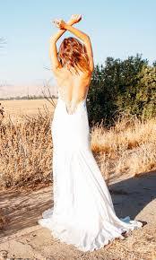 slip wedding dress backless wedding dress simple wedding dress