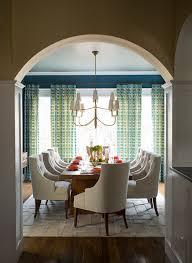 chandelier thomas obrien farlane 6 light 1 427 90 thomasobrienfarlanechandelier diningroom beach inspired home with blue and white kitchen bunch