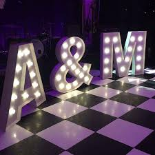 Giant Light Up Letters Light Up Letters Wicklow All You Need To Know By