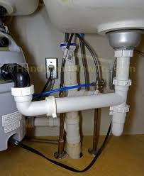 How To Install Double Kitchen Sink Plumbing Rough In For Strainer